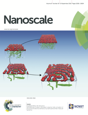 Nanoscale Cover